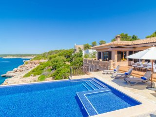SES PENYES ROTGES - Villa for 8 people in Portopetro - Porto Petro vacation rentals