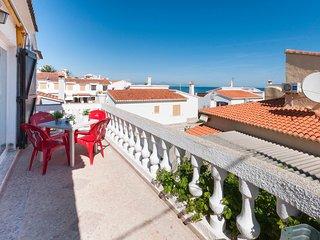 CASIOPEA - Condo for 5 people in Platja de Almadrava - Els Poblets vacation rentals