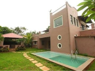 Cozy 3 bedroom Karjat Villa with A/C - Karjat vacation rentals