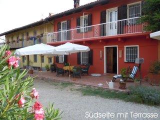 Ca' Momplin III - Erholung pur in den Weinbergen des Roero - Canale vacation rentals