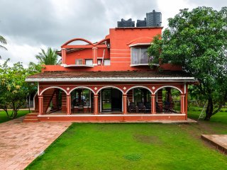 Red House, Karjat - Spacious Pool Villa with Garden, Inclusive of Meals - Karjat vacation rentals