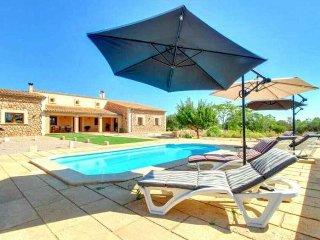 Country house in Algaida for 6 people, Mallorca - Algaida vacation rentals