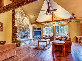 Ski-in/Ski-out on Big Mountain w/ gourmet kitchen, amazing views, & hot tub - Whitefish vacation rentals
