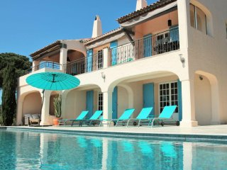 Luxury Villa Savoir Vivre beautiful SEAVIEW, pool near St. Maxime and St Tropez - Les Issambres vacation rentals