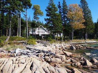STINSON POINT RETREAT - Deer Isle - Sunset vacation rentals