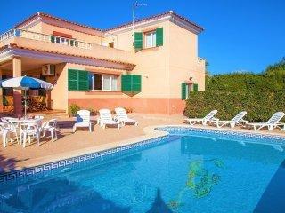 Nice Villa with A/C and Satellite Or Cable TV - Cala'n Blanes vacation rentals