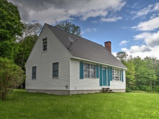 NEW! 3BR East Dover House Surrounded by Nature! - East Dover vacation rentals