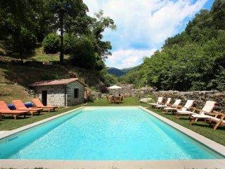 Mulino del Pita with garden and swimming pool - Barga vacation rentals