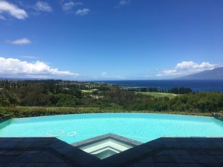 Spacious 4 bedroom Villa in Kapalua - Kapalua vacation rentals