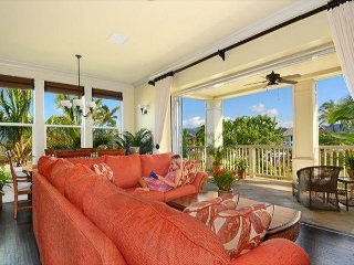 Ocean Peek Poolside 3 Bedroom 3 Bath Villa w/ Amazing Sunset Views - Koloa vacation rentals