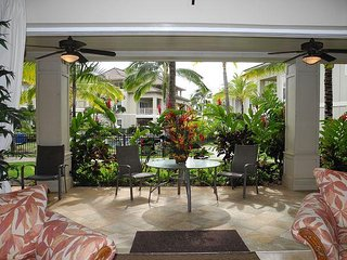 Lovely 4 Bedroom 3.5 Bath Groundfloor Villa with Outdoor Shower - Koloa vacation rentals