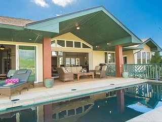 Gorgeous 3-bedroom , 3 bath Home and bonus area w/queen bed/Lap Pool - Koloa vacation rentals