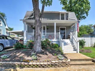 NEW! 3BR Old Hickory House w/ Backyard & Patio! - Old Hickory vacation rentals