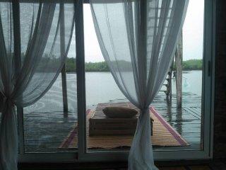 lodge les pieds dans l'eau au Bénin - Ouidah vacation rentals