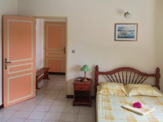 Bright flat w/ terrace near beach - Riviere-Pilote vacation rentals