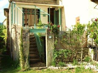 Authentic Provençal village house with sun terrace and WiFi - Bourdeaux vacation rentals