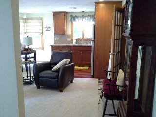 Furnished 1 BR Apt. Corporate Rental - Norton vacation rentals