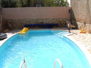 Charming house with private pool - Puisserguier vacation rentals