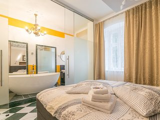 Stunning apartment w/terrace & WiFi - Bad Schandau vacation rentals