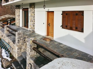 Rustic apartment w/mountain views - Amarynthos vacation rentals