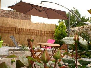 Coussay les bois Maison 6 km de la Roche Posay, idéal pour curistes - La Roche-Posay vacation rentals