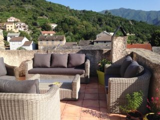 Traditional house w/ gorgeous views - Ville-di-Pietrabugno vacation rentals