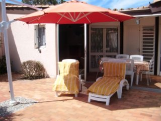 Seaside house w/ furnished terrace - Torreilles vacation rentals