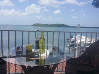 Chic Guadeloupe flat w/ scenic view - Pointe-à-Pitre vacation rentals