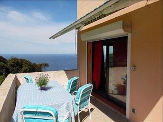 Apartment with sea view Morsiglia - Morsiglia vacation rentals