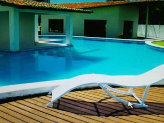 Nice house with pool access & Wifi - Genipabu vacation rentals