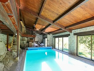 Luxury villa in the ardeche with 3 bedrooms, terrace, pool & panoramic views - Saint Michel de Boulogne vacation rentals