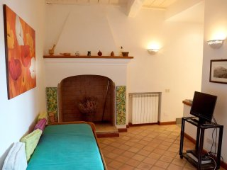 Apartment with 2 rooms in Barbarano Romano, with wonderful city view and WiFi - Barbarano Romano vacation rentals
