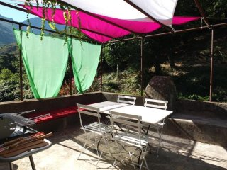 Spacious apt with garden & terrace - Feliceto vacation rentals