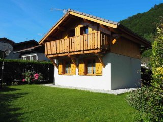 Nice chalet with garden & balcony - Sallanches vacation rentals