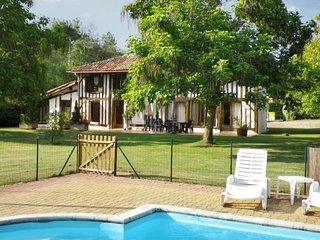 Charming house with huge garden - Landes vacation rentals