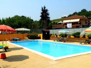 Beautiful apt with pool access - Cisterna d'Asti vacation rentals