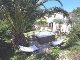 Nice house with garden & balcony - Feliceto vacation rentals