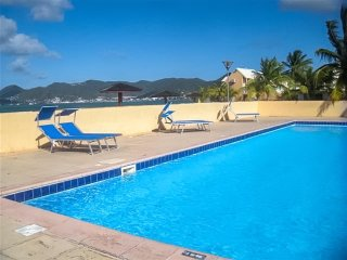 Cosy, studio apartment in the Nettle Bay Beach area with stunning sea views! - Sandy Ground vacation rentals