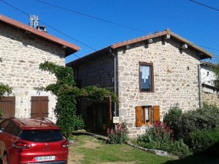Cosy house w/ mountain-view terrace - Thiers vacation rentals