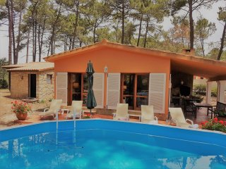 QUIET FAMILY GOLF & BEACH COTTAGE - Charneca da Caparica vacation rentals