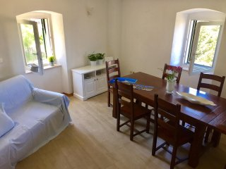 Lovely stone house w/scenic terrace - Cove Jagodna (Brusje) vacation rentals