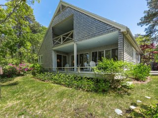 BACOL - Charming Waterview Home,  Immaculate Beachy Interior, Spacious Shady - Oak Bluffs vacation rentals