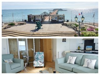 NEW - Pier View luxury apartment: 20 paces from the beach, amazing sea views - Kingsdown vacation rentals