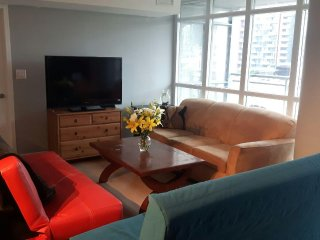 Large second bedroom very clean & Fresh. - Toronto vacation rentals
