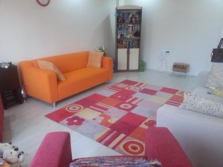 Cozy flat on the second of newly built building.Next to the  supermarket - Burdur vacation rentals
