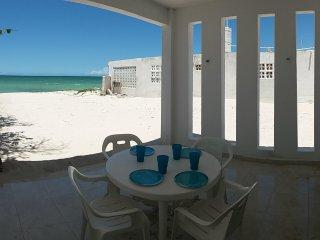 BEACH FRONT PUERTA DEL MAR - Chelem vacation rentals