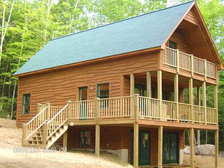 Loon Call Cabin - Belgrade vacation rentals