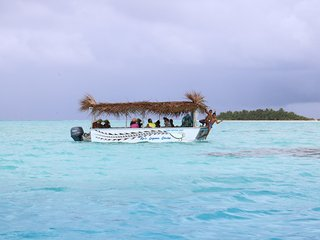 Ru's Lagoon Cruise - Glass Bottom Boat Aitutaki - Arutanga vacation rentals