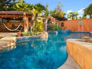 Breathtaking sunsets in Vista California house with a pool, skate ramp, firepit, - Vista vacation rentals