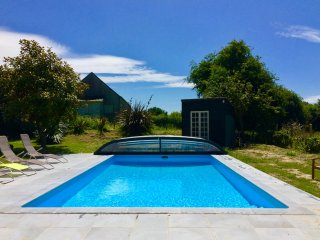 Jasmin Cottage, La Ferme de  l'Eglise - Heated pool from 2017 - La Haye-du-Puits vacation rentals